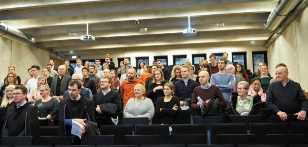 Doctoraatsverdediging Bert Van den Bogerd - 27 januari 2020