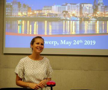 Doctoraatsverdediging Elly Marcq - 24 mei 2019
