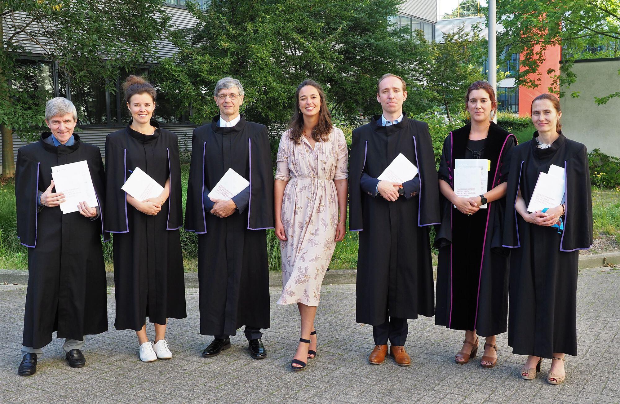 Doctoraatsverdediging Bieke Dobbels - 28 juni 2019