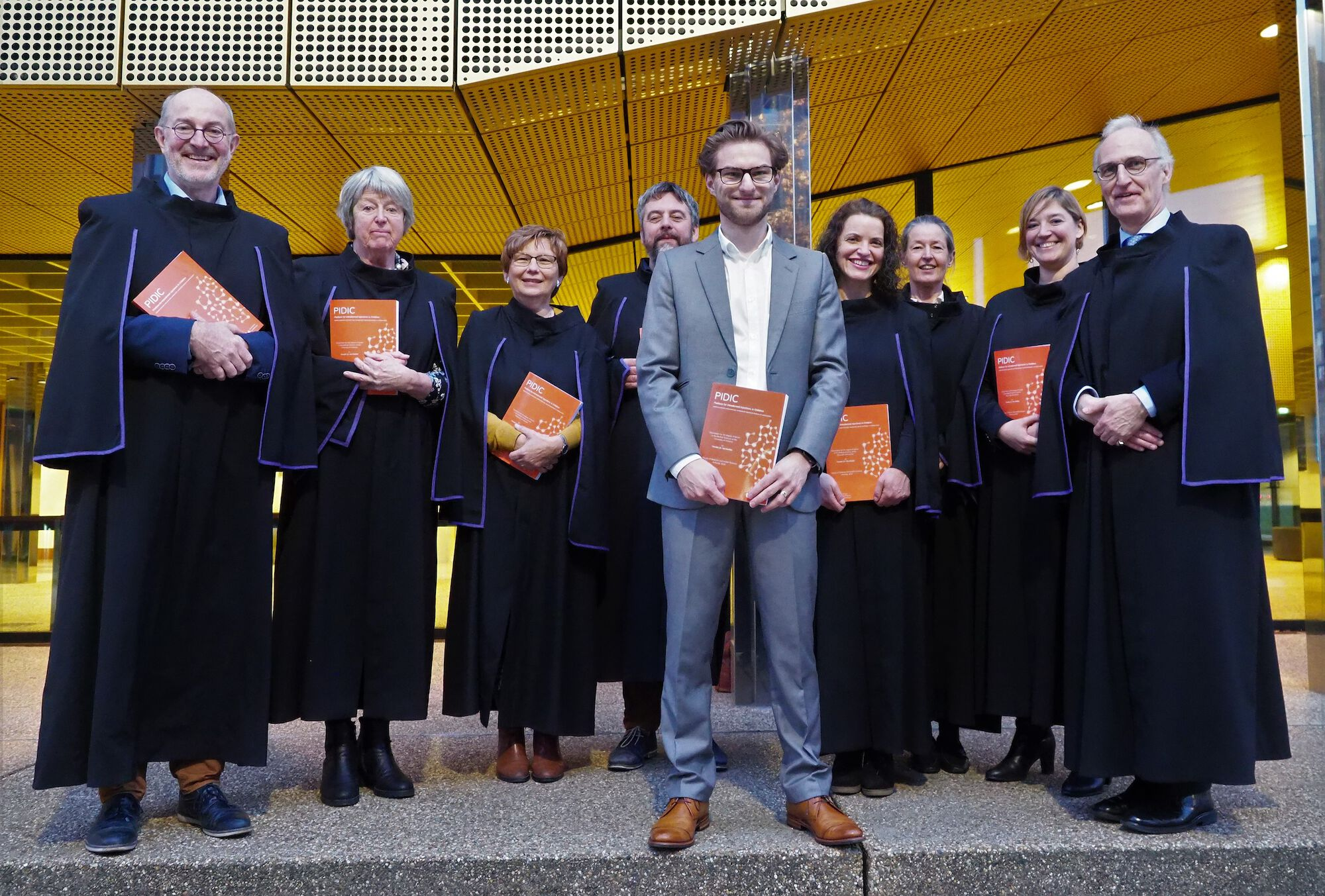 Doctoraatsverdediging Timothi Van Mulder - 19 december 2019