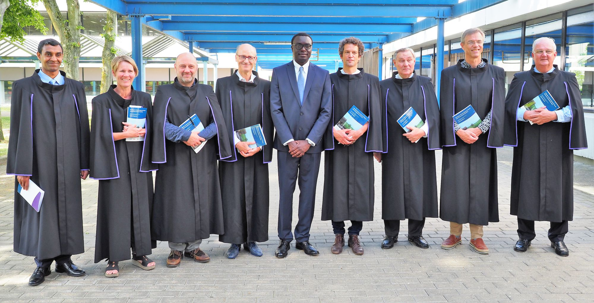 Doctoraatsverdediging Charles Abongomera - 30 mei 2018
