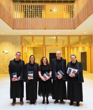 Doctoraatsverdediging Diana Huis in 't Veld - 6 maart 2020