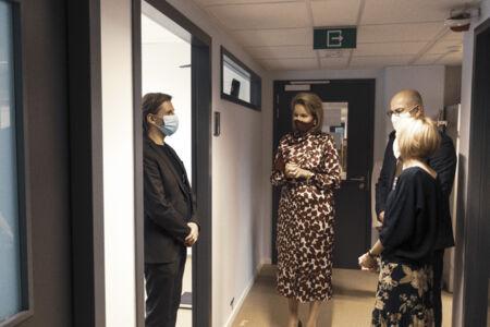 Koningin Mathilde bezoekt Centrum voor de Evaluatie van Vaccinaties (24).JPG