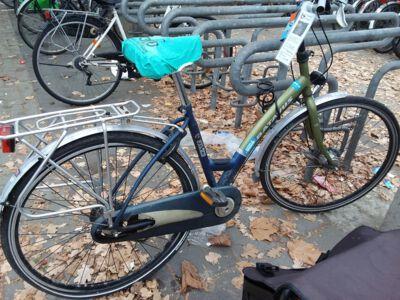 Verloren/gevonden fietsen UAntwerpen
