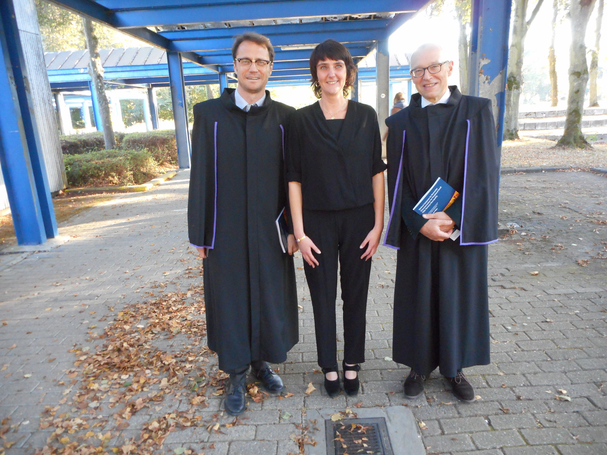 Doctoraatsverdediging Nathalie Van Acker - 5 oktober 2016
