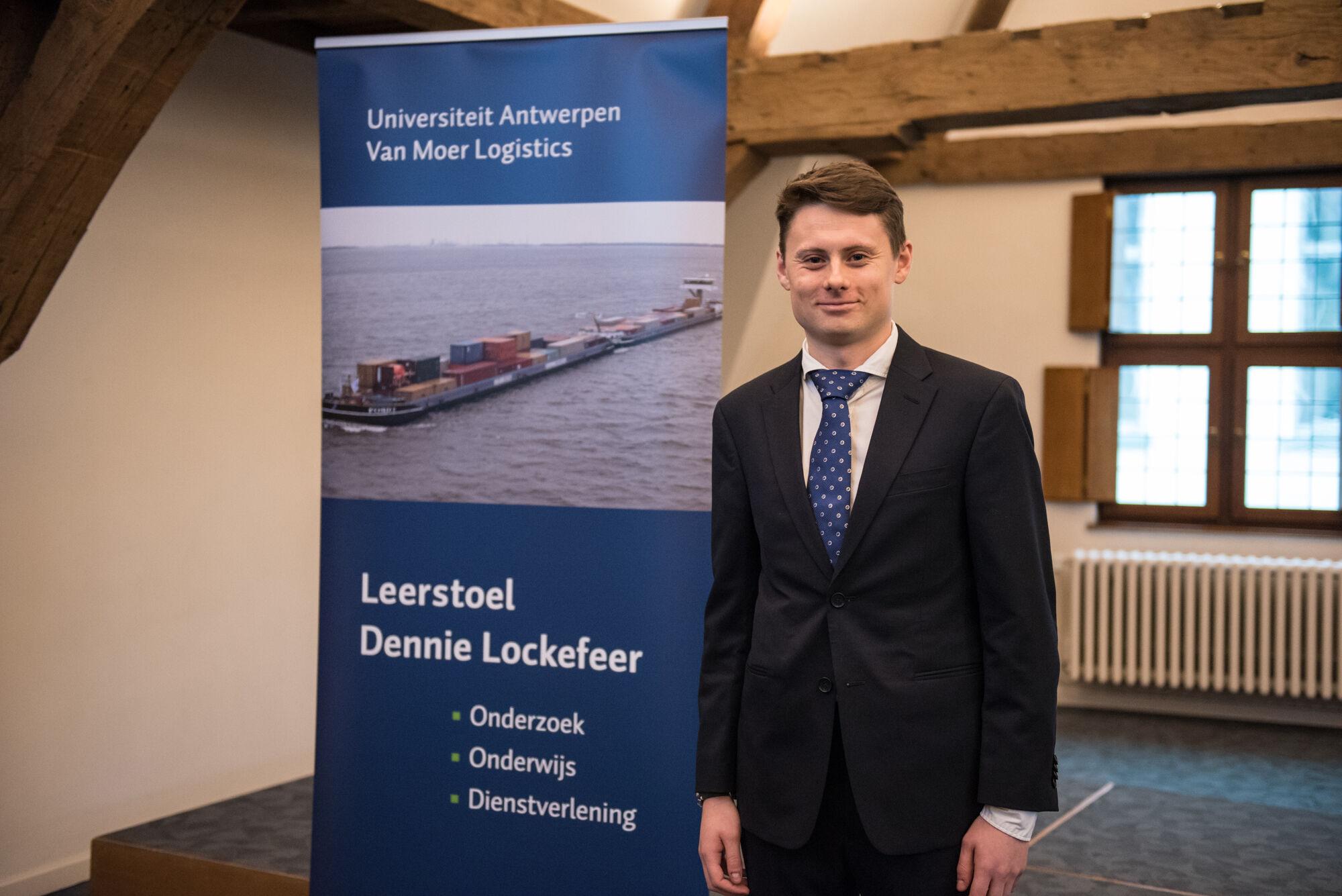 Inauguratie Leerstoel Dennie Lockefeer