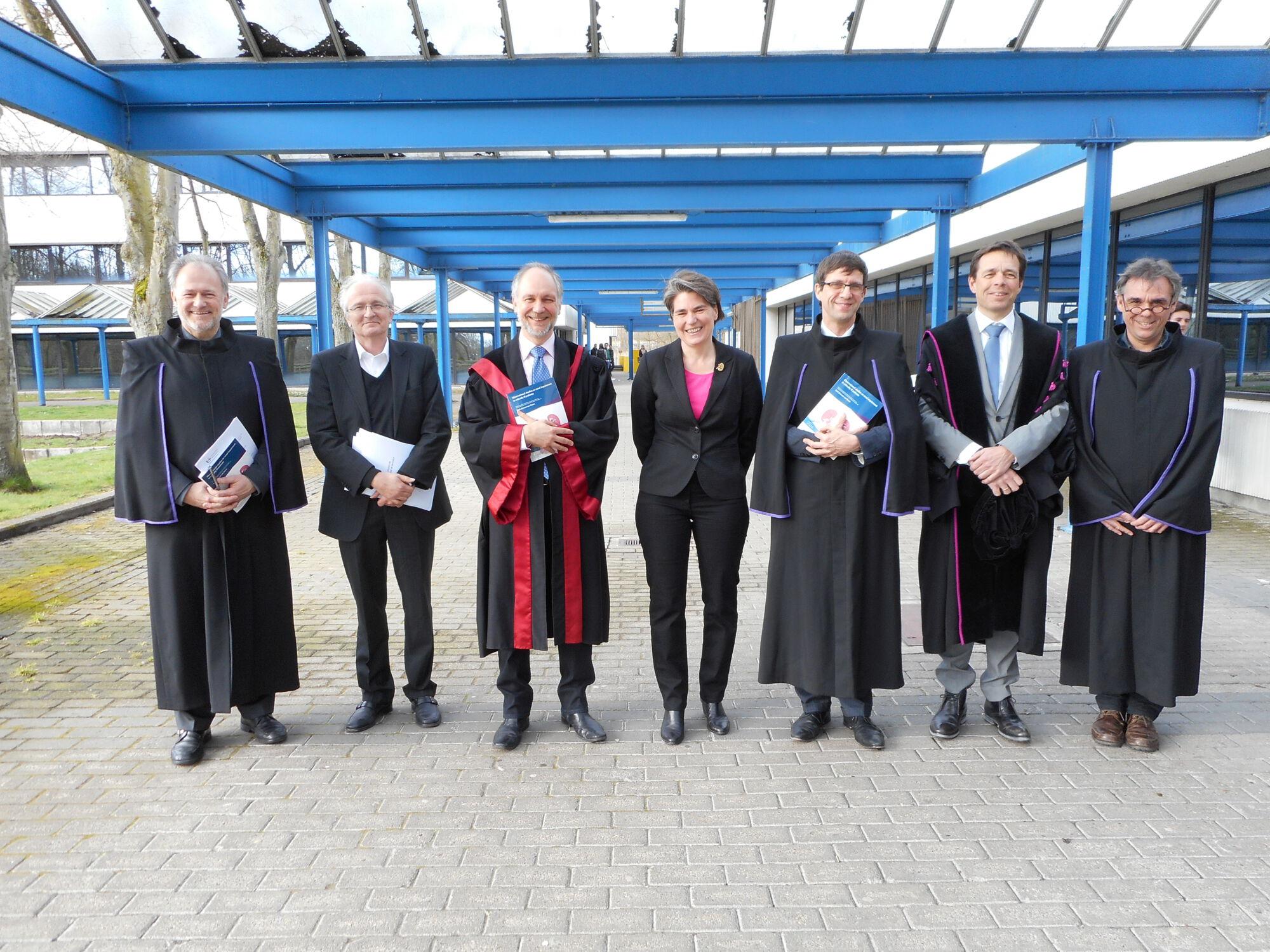 Doctoraatsverdediging K. Janssen van Doorn - 25 maart 2016
