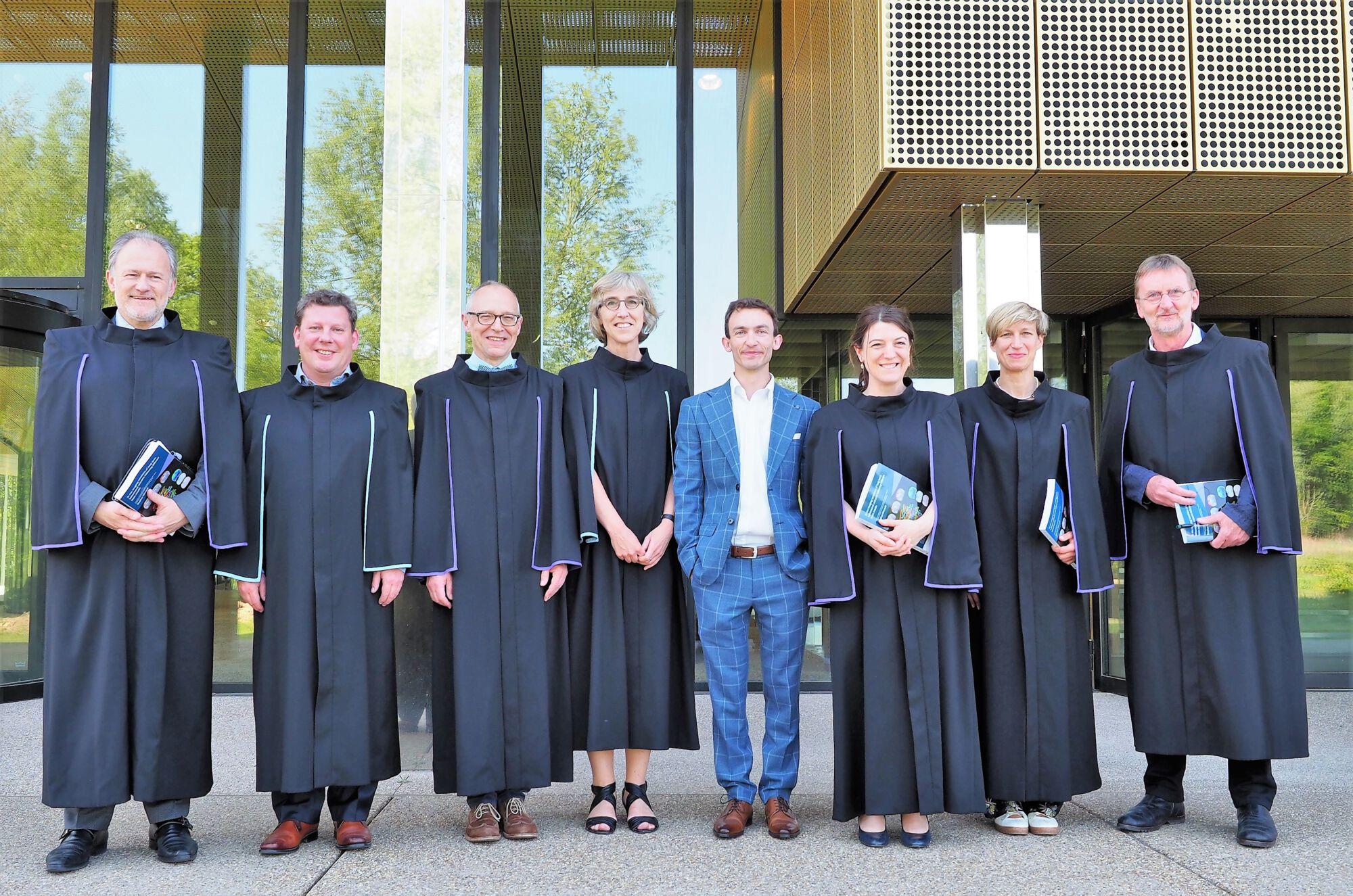 Doctoraatsverdediging Stephan Missault - 8 mei 2018