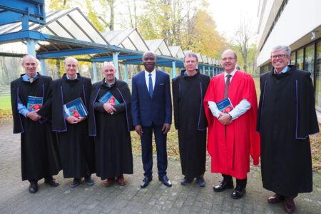 Doctoraatsverdediging Alex Mutombo Baleka - 21 november 2019