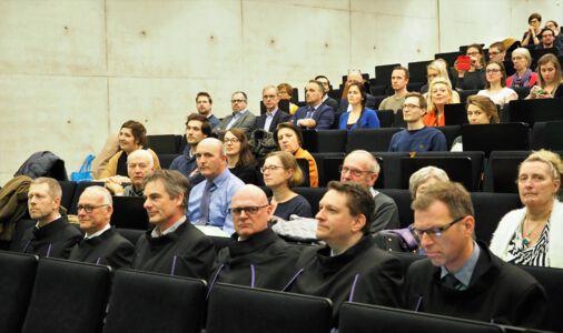 Doctoraatsverdediging Filip Haegdorens - 14 februari 2020