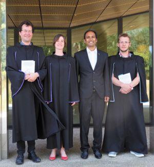 Doctoraatsverdediging Ajay Anand Kumar - 27 juni 2018