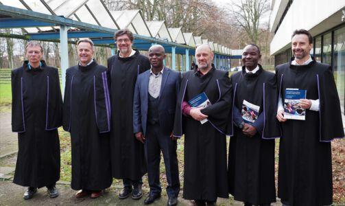 Doctoraatsverdediging Michael Nambozi - 20 december 2019