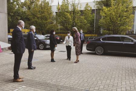 Koningin Mathilde bezoekt Centrum voor de Evaluatie van Vaccinaties (6).JPG