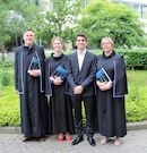 Doctoraatsverdediging Filipe Elvas - 29 mei 2017