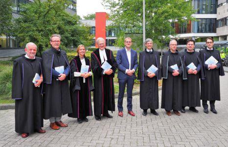 Doctoraatsverdediging Jan-Jaap Hendrickx - 12 september 2018