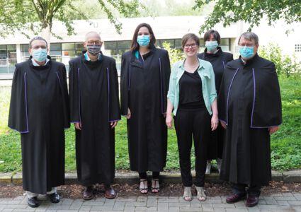 Doctoraatsverdediging Judith Derdelinckx - 22 juni 2020