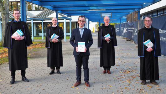 Doctoraatsverdediging Stijn Van Hees - 22 oktober 2020