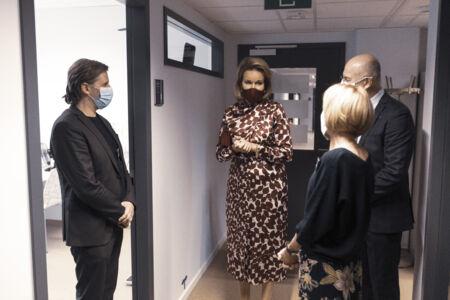 Koningin Mathilde bezoekt Centrum voor de Evaluatie van Vaccinaties (26).JPG