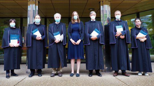 Doctoraatsverdediging Sara Op de Beeck - 2 oktober 2020