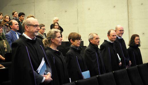 Doctoraatsverdediging Ine Wouters - 12 februari 2020