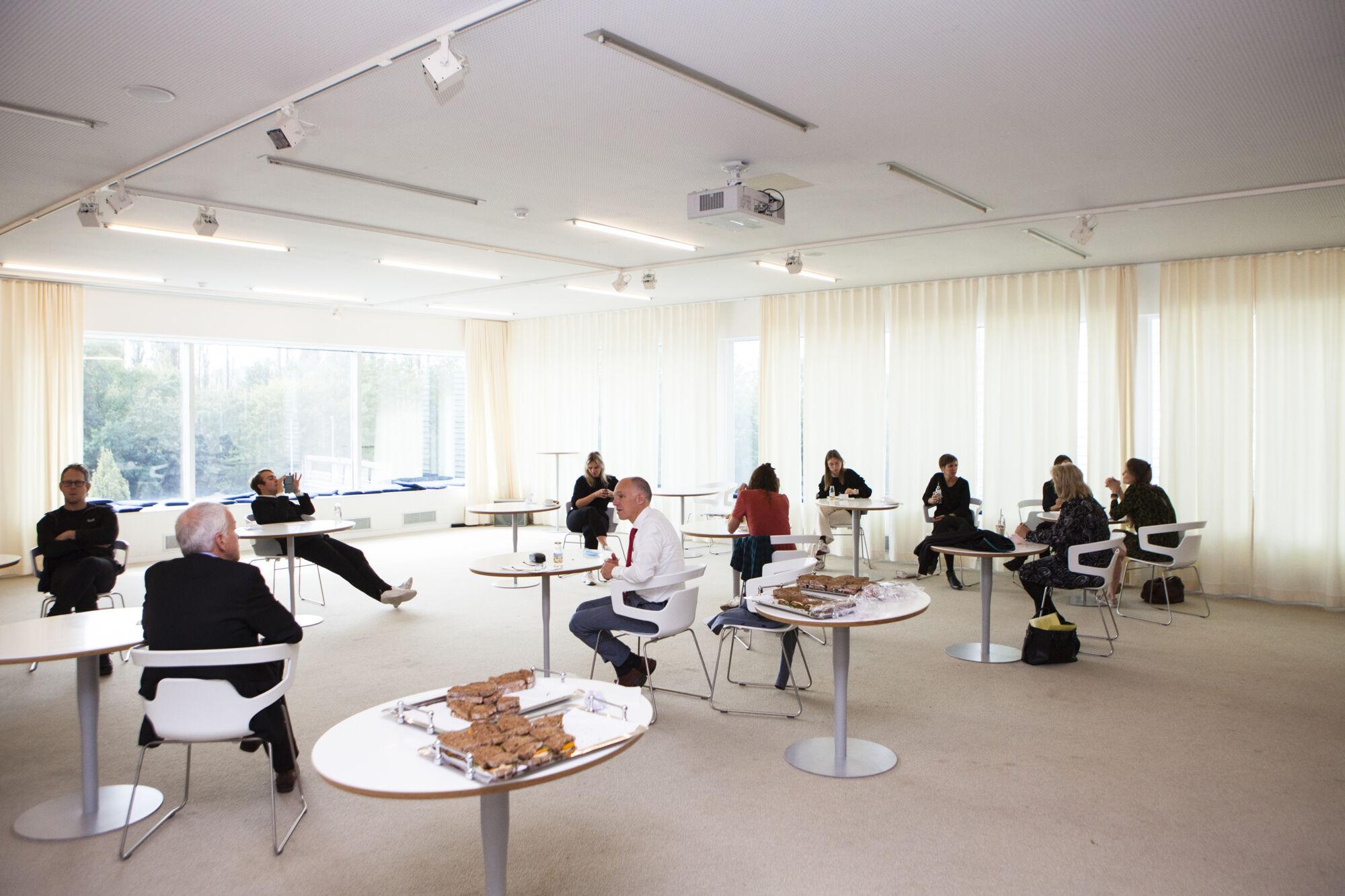Proclamatie Faculteit Bedrijfswetenschappen en Economie 2020 (sessie 2)