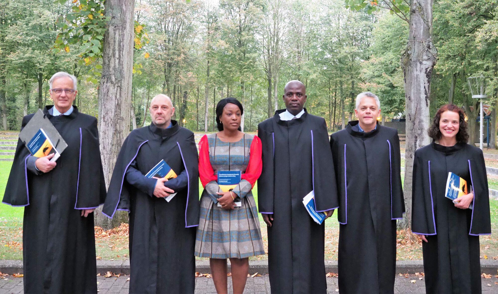 Doctoraatsverdediging Vivi Maketa Tevuzula - 24 oktober 2018
