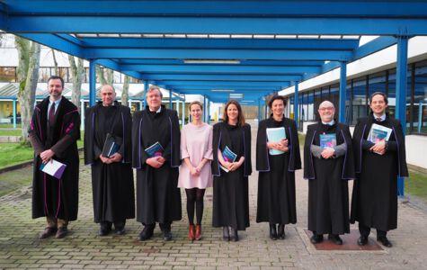 doctoraatsverdediging Ingeborg Simpelaere - 1 februari 2018