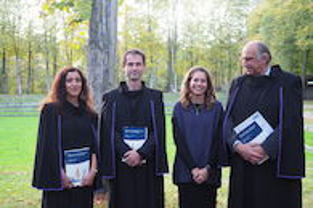 Doctoraatsverdediging Anne Michal Morsel - 6 november 2018