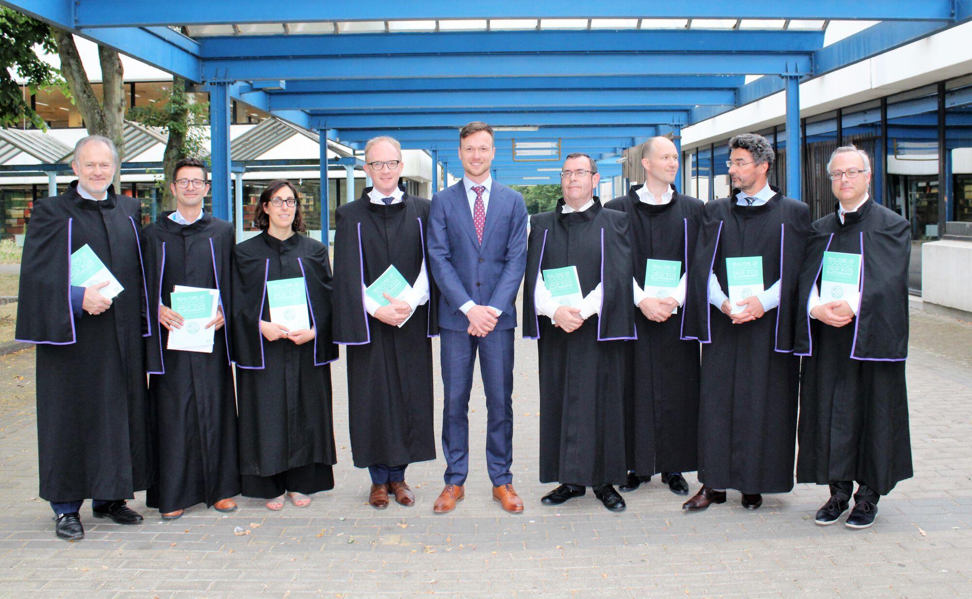 Doctoraatsverdediging Wim Verlinden - 27 juni 2017