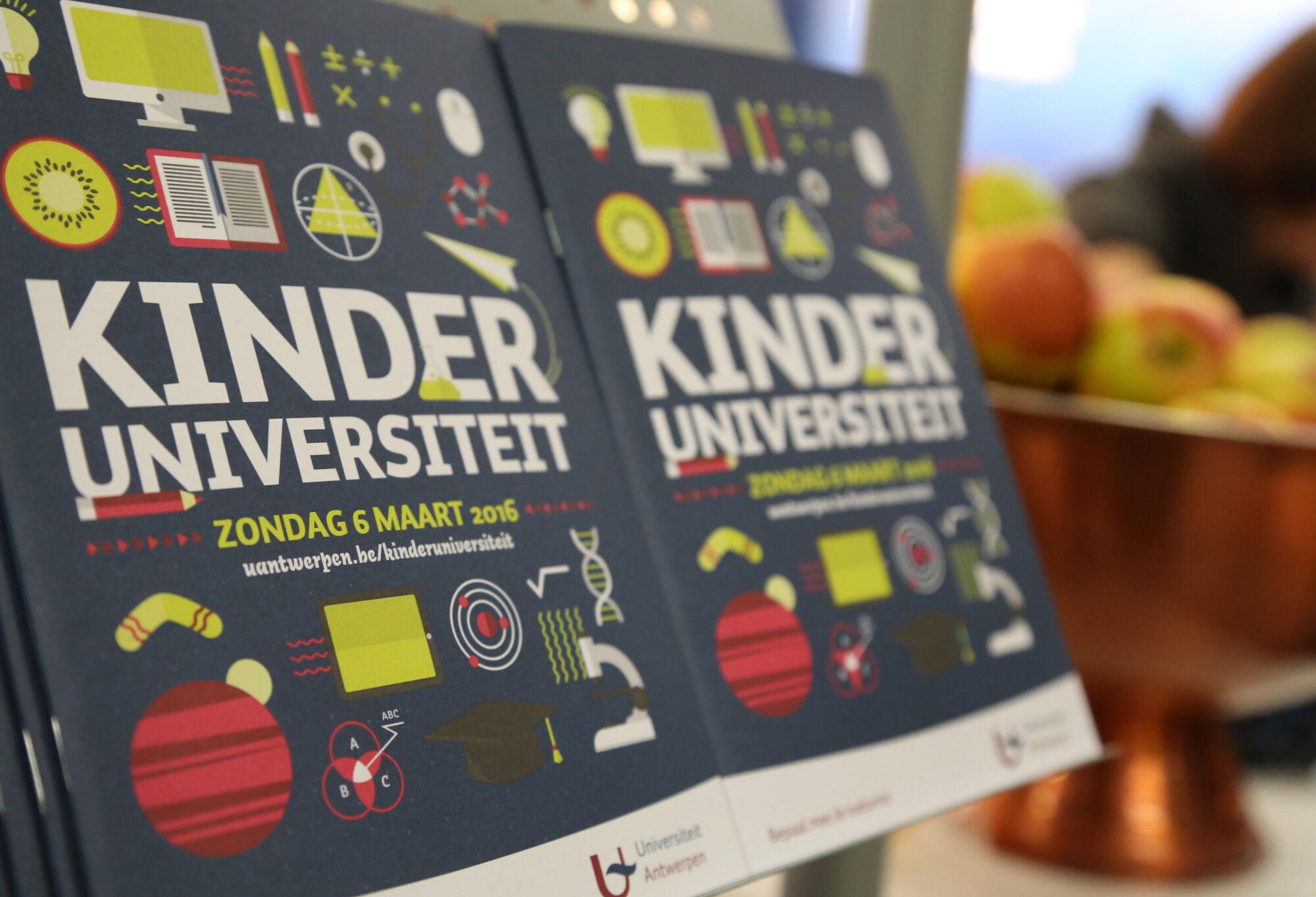 Kinderuniversiteit 2016