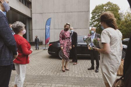 Koningin Mathilde bezoekt Centrum voor de Evaluatie van Vaccinaties (66).JPG