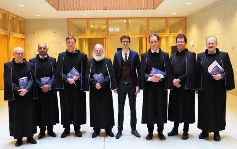 Doctoraatsverdediging Willem De Ridder - 27 februari 2020