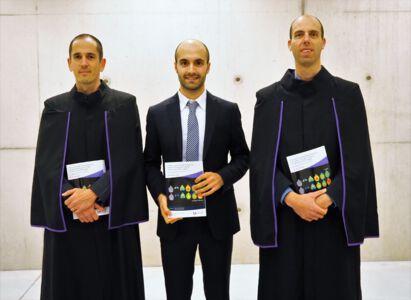 Doctoraatsverdediging Daniele Bertoglio - 13 november 2019
