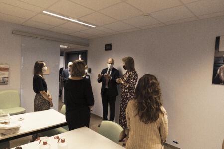 Koningin Mathilde bezoekt Centrum voor de Evaluatie van Vaccinaties (41).JPG
