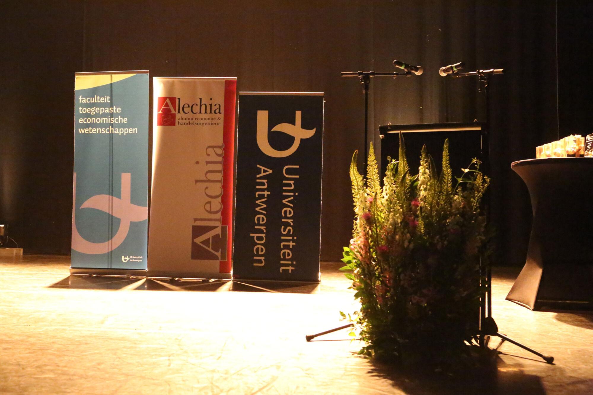 Proclamatie Toegepaste Economische Wetenschappen 2016