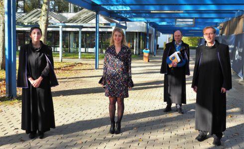 Doctoraatsverdediging Elise Braekman - 23 oktober 2020