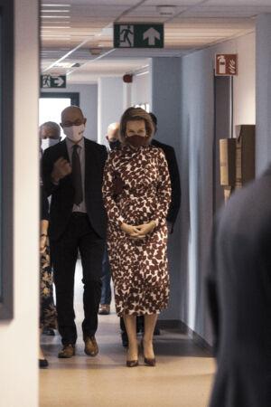 Koningin Mathilde bezoekt Centrum voor de Evaluatie van Vaccinaties (47).JPG