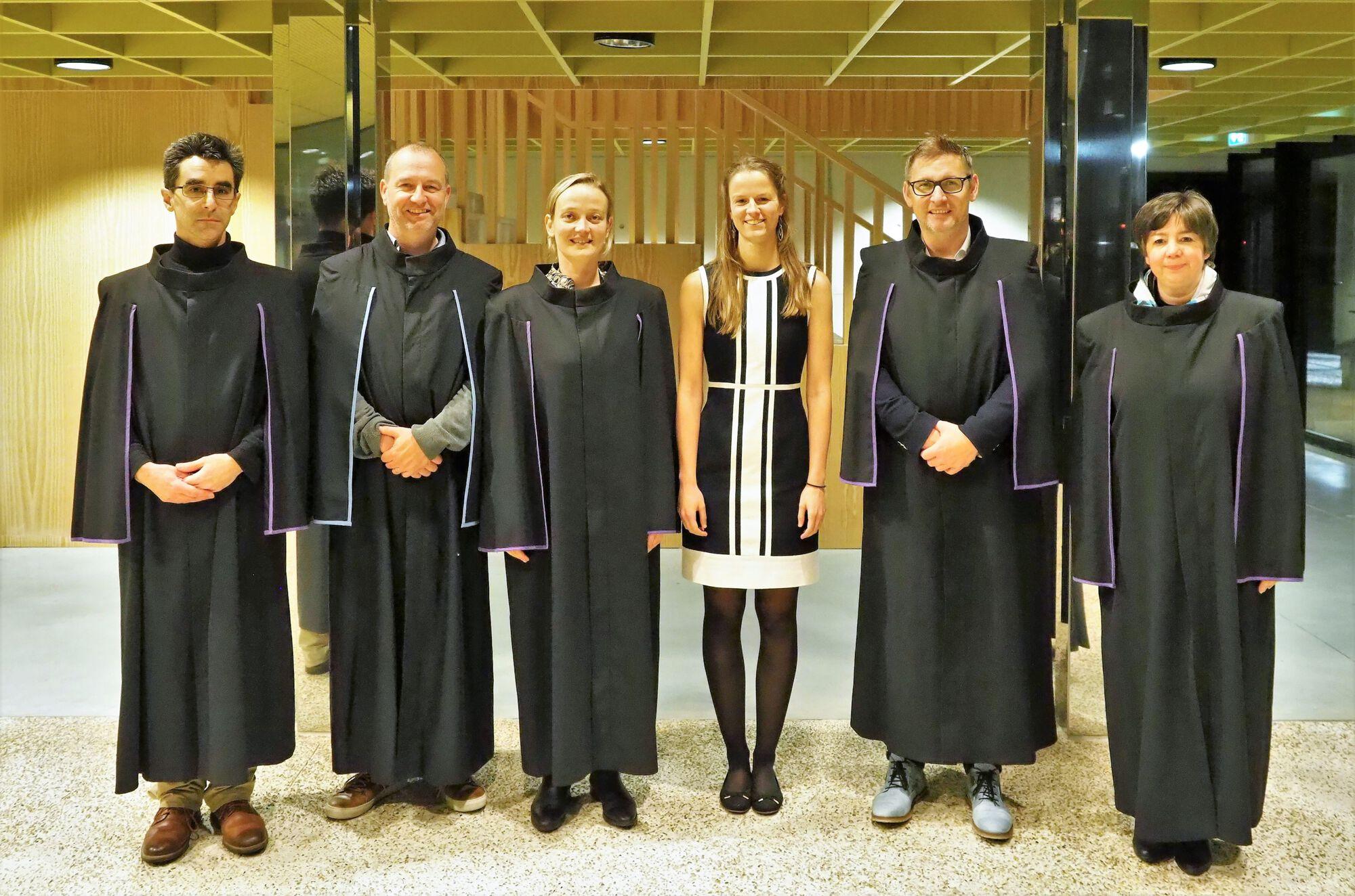 Doctoraatsverdediging Heleen Van Acker - 7 december 2018
